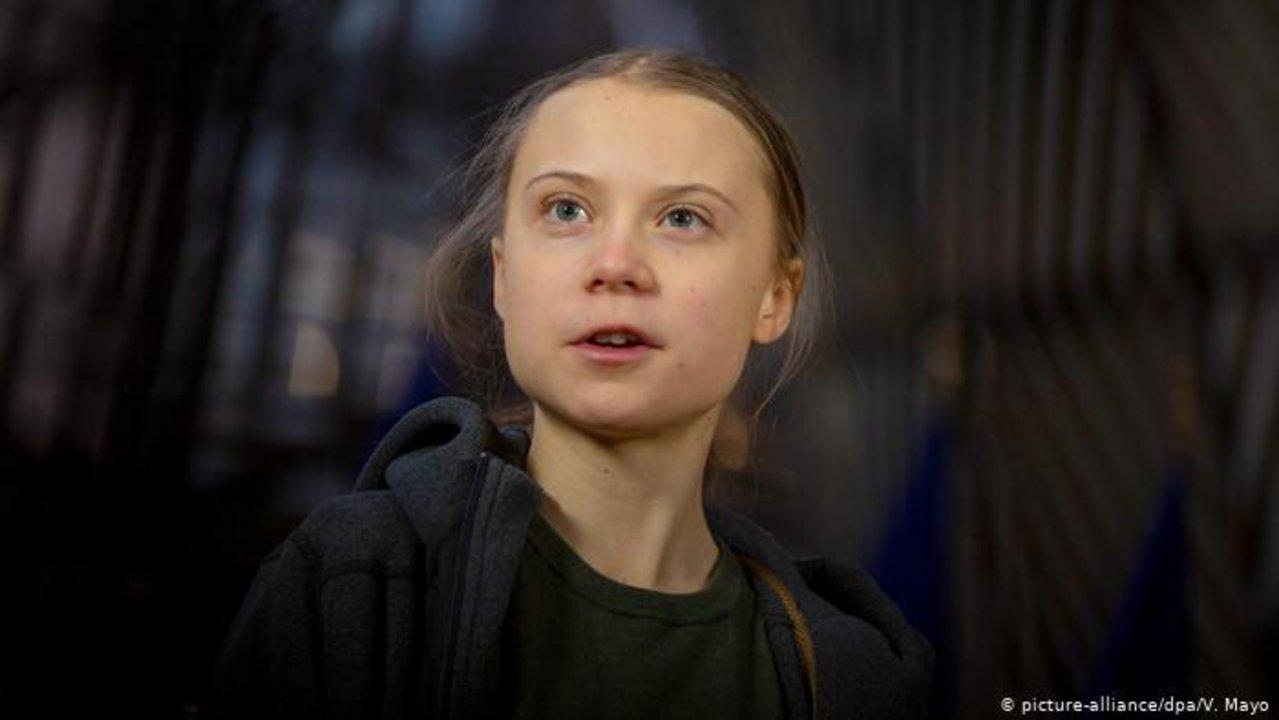 La jóven activista sueca de 17 años participa en el nuevo vídeo de Pearl Jam